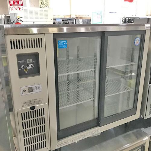 【中古】冷蔵ショーケース フクシマガリレイ(福島工業) TGU-30RE 幅900×奥行450×高さ800 【送料別途見積】【業務用】