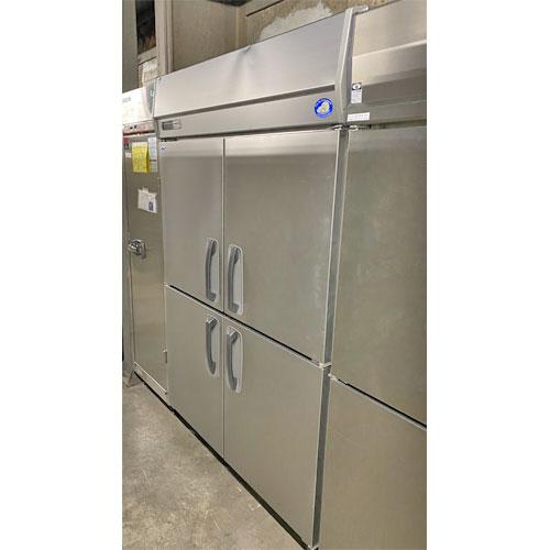【中古】縦型冷凍冷蔵庫 1凍3蔵 パナソニック(Panasonic) SRR-K1283CS 幅1200×奥行800×高さ1950 三相200V 【送料別途見積】【業務用】