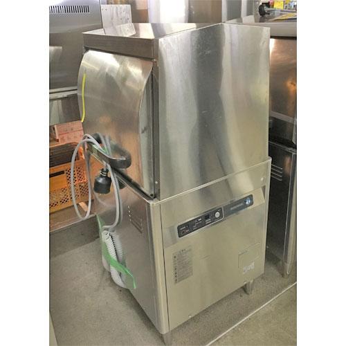 【中古】食器洗浄機 ホシザキ JWE-450WUB 幅600×奥行600×高さ1380 三相200V 【送料無料】【業務用】