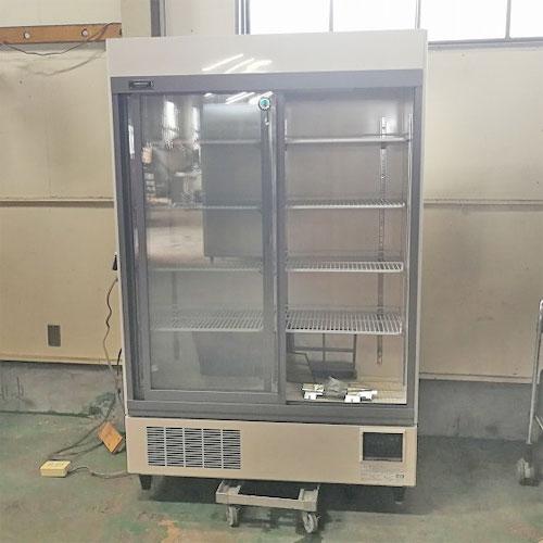 【中古】冷蔵リーチインショーケース ホシザキ RSC-120DT 幅1200×奥行450×高さ1880 【送料別途見積】【業務用】