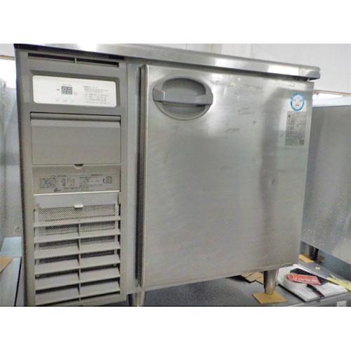 【中古】冷蔵コールドテーブル フクシマガリレイ(福島工業) YRW-090RM2 幅900×奥行750×高さ800 【送料無料】【業務用】