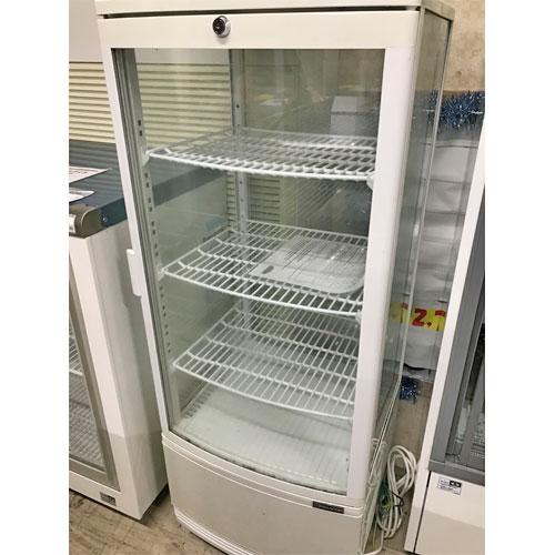 【中古】冷蔵ショーケース レマアコ RCS-4G98S 幅425×奥行412×高さ1087 【送料別途見積】【業務用】
