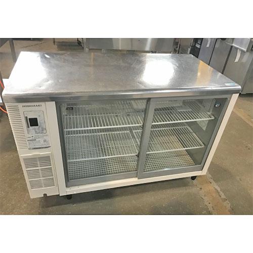 【中古】台下冷蔵ショーケース ホシザキ RTS-120SNB2 幅1200×奥行600×高さ800 【送料無料】【業務用】