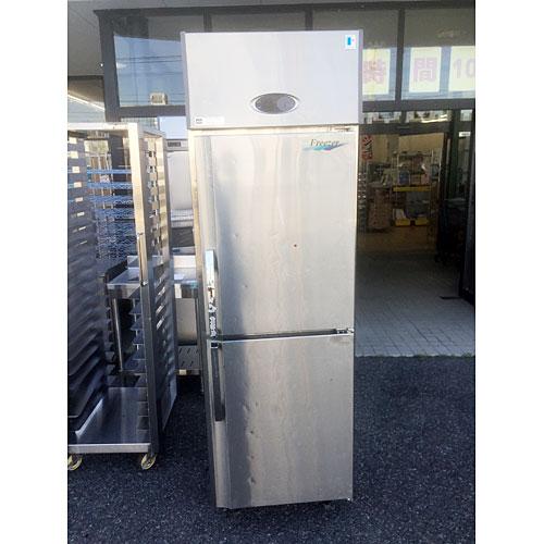 【中古】冷凍冷蔵庫 フジマック FRK6180FK 幅610×奥行800×高さ1950 【送料別途見積】【業務用】