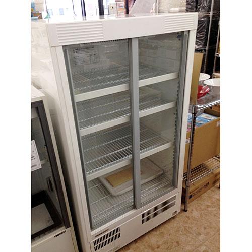 【中古】冷蔵ショーケース パナソニック(Panasonic) SMR-H180NB 幅750×奥行550×高さ1395 【送料別途見積】【業務用】