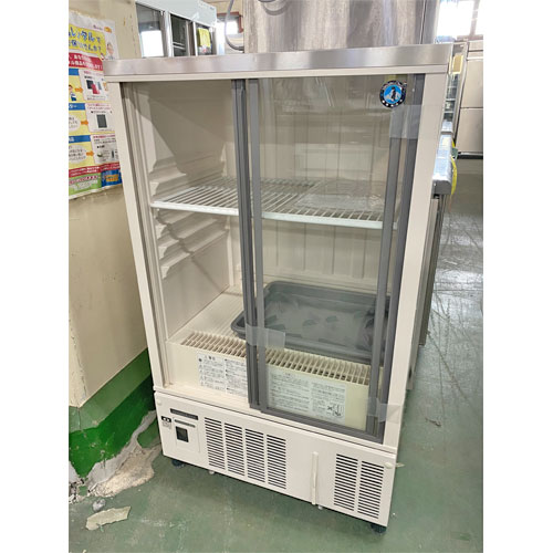 【中古】冷蔵ショーケース ホシザキ SSB-63CTL2 幅630×奥行450×高さ1085 【送料別途見積】【業務用】