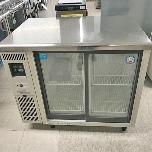 【中古】台下冷蔵ショーケース フクシマガリレイ(福島工業) TGC-30RE 幅900×奥行600×高さ800 【送料別途見積】【業務用】