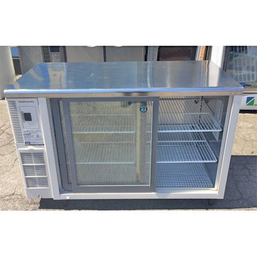 【中古】冷蔵ショーケース ホシザキ RTS-120SNB2 幅1200×奥行600×高さ785 【送料別途見積】【業務用】