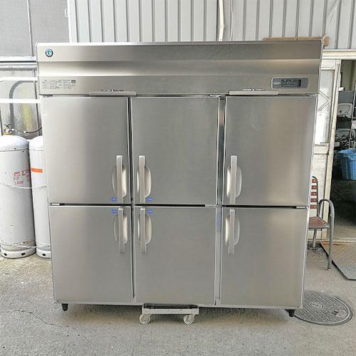 【中古】冷凍冷蔵庫 ホシザキ HRF-180A4FT3 幅1800×奥行650×高さ1910 三相200V 【送料別途見積】【業務用】