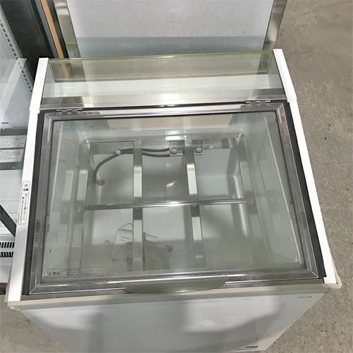 【中古】冷凍ショーケース パナソニック(Panasonic) SCR-VD6NMA 幅720×奥行690×高さ950 【送料別途見積】【業務用】