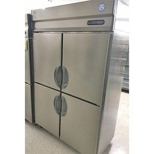 【中古】インバター制御センターピラーレス縦型冷蔵庫 フクシマガリレイ(福島工業) ARN-120RM-F 幅1200×奥行650×高さ1950 【送料別途見積】【業務用】