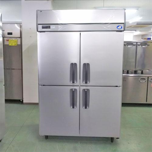 【中古】冷蔵庫 パナソニック(Panasonic) SRR-K1261S 幅1200×奥行650×高さ1950 【送料別途見積】【業務用】