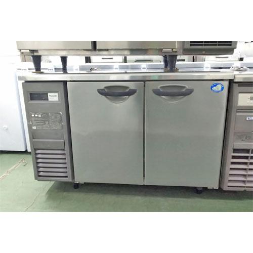 【中古】冷蔵コールドテーブル パナソニック(Panasonic) SUR-K1261CA 幅1200×奥行600×高さ800 【送料別途見積】【業務用】