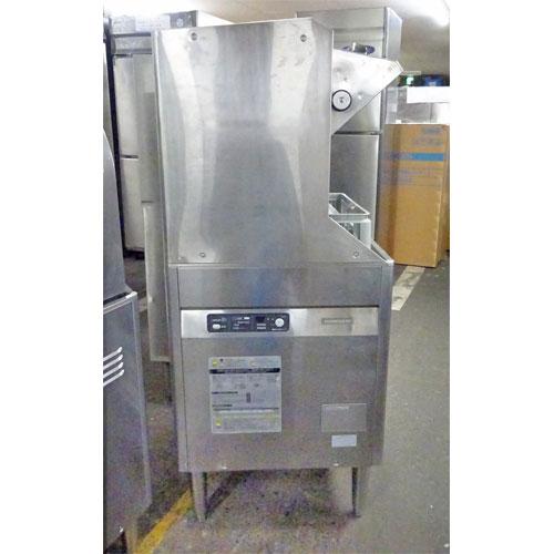 【中古】食器洗浄機 ホシザキ JWE-450RUA3-R 幅600×奥行600×高さ1380 三相200V 【送料別途見積】【業務用】