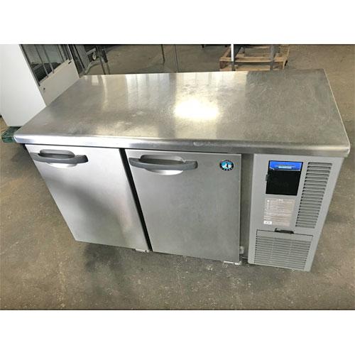 【中古】冷凍冷蔵コールドテーブル ホシザキ RFT-120SNF-E-R 幅1200×奥行600×高さ800 【送料別途見積】【業務用】