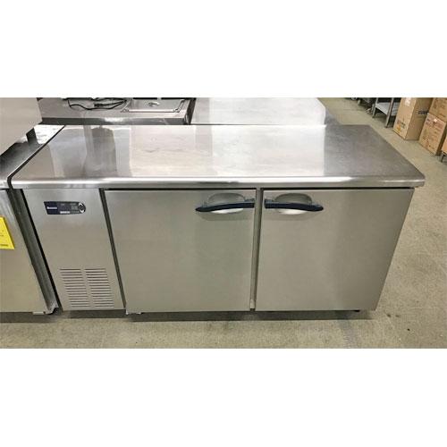 【中古】冷凍コールドテーブル 大和冷機 5061SS-EC 幅1500×奥行600×高さ800 【送料別途見積】【業務用】