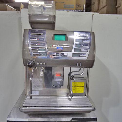 【中古】チンバリーコーヒーマシン FMI(エフエムアイ) M53-S100 幅670×奥行510×高さ840 三相200V 【送料別途見積】【業務用】