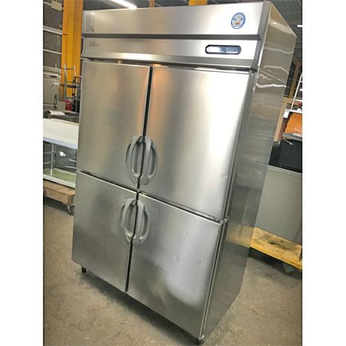 【中古】縦型冷凍冷蔵庫 フクシマガリレイ(福島工業) ARN-122PM 幅1200×奥行650×高さ1900 【送料別途見積】【業務用】