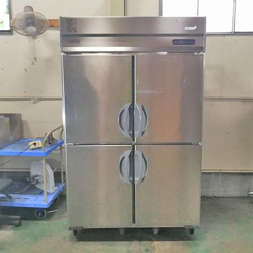 【中古】冷蔵庫 フクシマガリレイ(福島工業) URD-120RM6-F 幅1200×奥行800×高さ1950 【送料別途見積】【業務用】