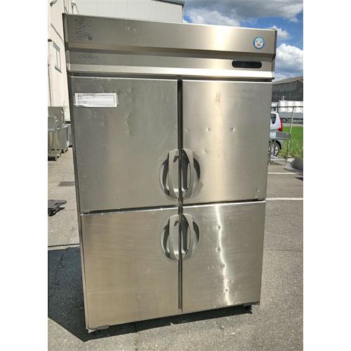 【中古】縦型冷蔵庫 フクシマガリレイ(福島工業) URD-120RMD6 幅1200×奥行800×高さ1900 【送料別途見積】【業務用】