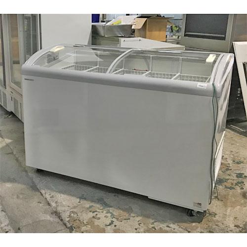 【中古】クローズド型冷凍ショーケース パナソニック(Panasonic) SCR-1261 幅1250×奥行650×高さ890 【送料別途見積】【業務用】