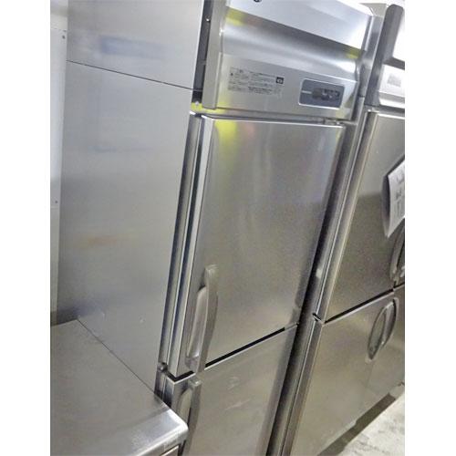 【中古】縦型冷蔵庫 ホシザキ HR-63LAT 幅625×奥行650×高さ1910 【送料別途見積】【業務用】