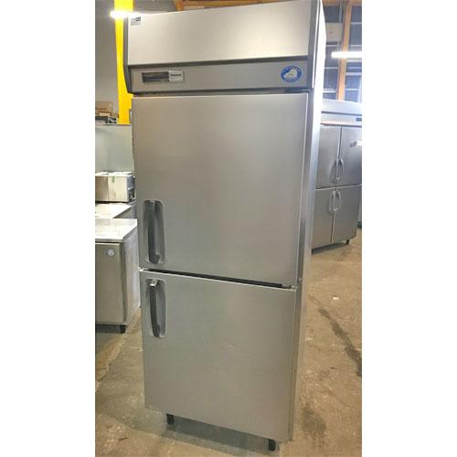 【中古】縦型冷凍庫 パナソニック(Panasonic) SRR-K761 幅750×奥行650×高さ1900 【送料別途見積】【業務用】