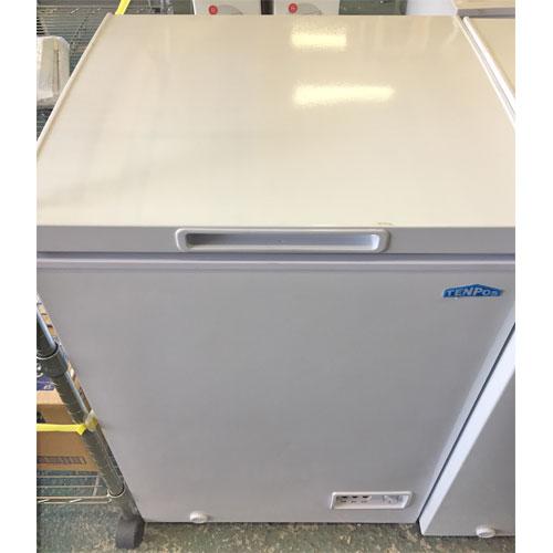 【中古】冷凍ストッカー テンポスオリジナル TBCF-93 幅574×奥行564×高さ845 【送料別途見積】【業務用】