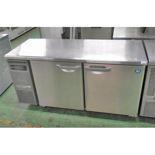 【中古】冷蔵コールドテーブル ホシザキ RT-150SNG-ML 幅1500×奥行600×高さ800 【送料別途見積】【業務用】