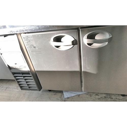 【中古】冷蔵コールドテーブル フクシマガリレイ(福島工業) YRC-120RM 幅500×奥行600×高さ800 【送料別途見積】【業務用】