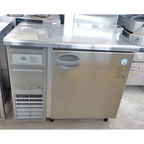 【中古】冷蔵コールドテーブル フクシマガリレイ(福島工業) YRC-090RM2 幅900×奥行600×高さ800 【送料無料】【業務用】
