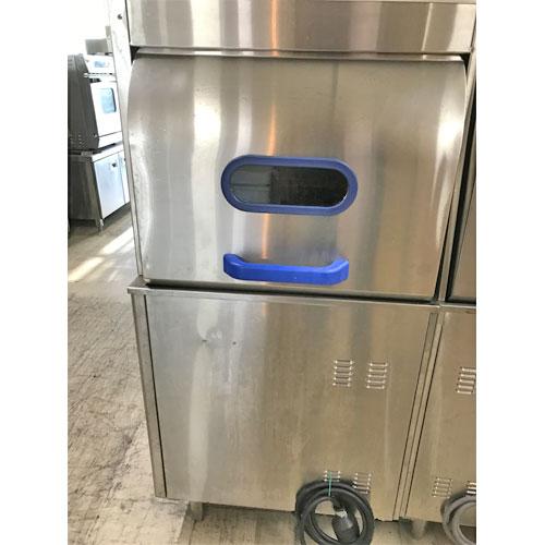 【中古】食器洗浄機 マルゼン MDDTB7 幅640×奥行670×高さ1445 三相200V 【送料別途見積】【業務用】