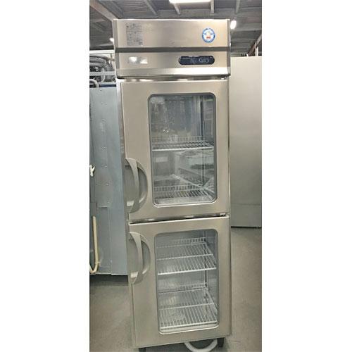 【中古】冷蔵庫 フクシマガリレイ(福島工業) ARN-060RM 幅610×奥行650×高さ1950 【送料別途見積】【業務用】