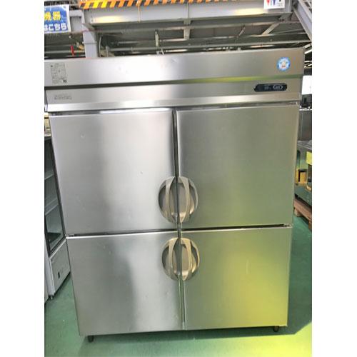 【中古】縦型冷蔵庫 フクシマガリレイ(福島工業) ARN-150RM 幅1500×奥行650×高さ1950 【送料別途見積】【業務用】