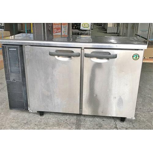 【中古】冷凍コールドテーブル ホシザキ RTS-120SNB 幅1200×奥行450×高さ800 【送料別途見積】【業務用】