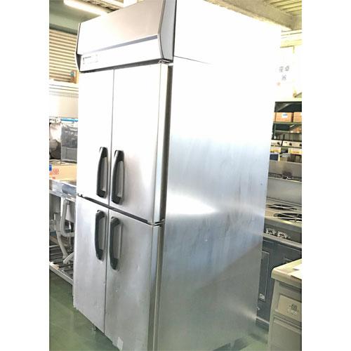 【中古】冷蔵庫 パナソニック(Panasonic) SRR-J981VSA 幅900×奥行800×高さ1970 【送料別途見積】【業務用】