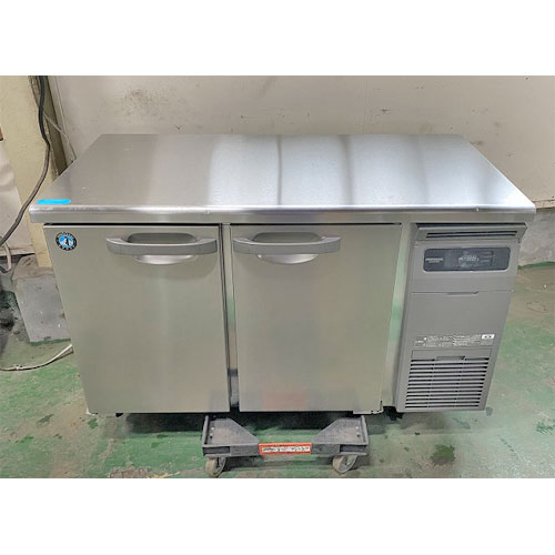 【中古】冷蔵コールドテーブル ホシザキ RT-120SNG-R 幅1200×奥行600×高さ800 【送料別途見積】【業務用】