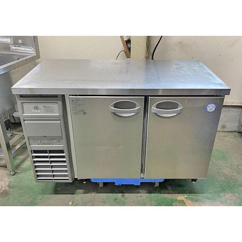 中古 業務用 冷蔵コールドテーブル マーケット 2020 09 20-R フクシマガリレイ 送料別途見積 幅1200×奥行600×高さ800 福島工業 新作 人気 YRC-120RM2-F テンポス足立厨房センター