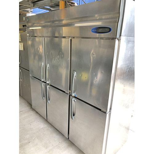 100%の保証 【】縦型冷凍冷蔵庫 ホシザキ HRF-180LZFT3-TH 幅1800×奥行650×高さ1890 三相200V 【送料別途見積】【業務用】, ニセコチョウ d294d92b
