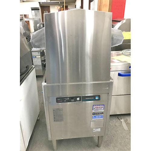 【中古】食器洗浄機 ホシザキ JWE-450WUB3 幅600×奥行650×高さ1300 三相200V  【送料別途見積】【業務用】