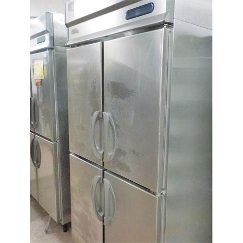 中古 業務用 冷蔵庫 2020 12 国内在庫 新商品 新型 23-R フクシマガリレイ テンポス名古屋西店 福島工業 幅900×奥行650×高さ1950 送料別途見積 URN-090-RM6-F