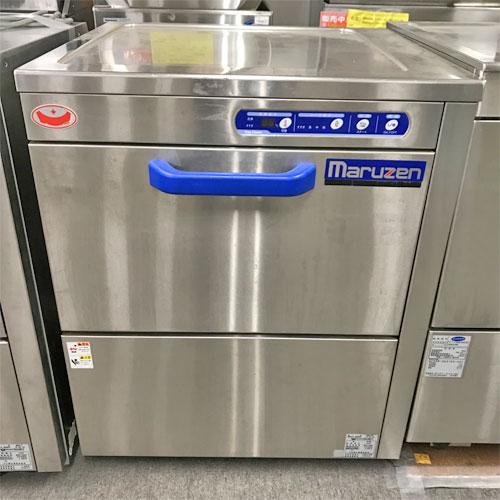 【中古】食器洗浄機 マルゼン MDKL-TB7 幅650×奥行600×高さ800 三相200V  【送料別途見積】【業務用】