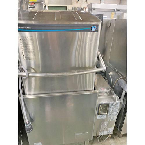 【中古】食器洗浄機 ブースター付き ホシザキ JWE-680B 幅640×奥行655×高さ1432 都市ガス 【送料別途見積】【業務用】