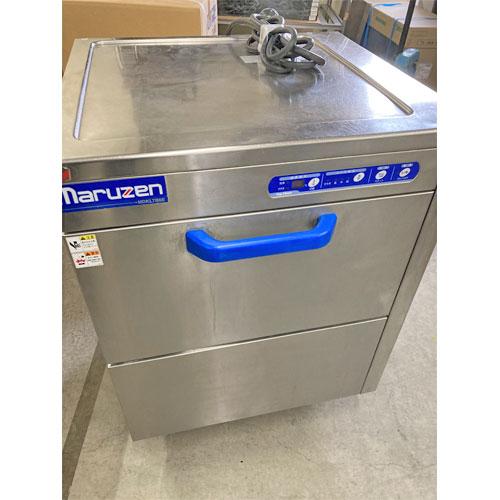 【中古】食器洗浄機 アンダーカウンター マルゼン MDKLTB6E 幅650×奥行600×高さ800 三相200V  【送料別途見積】【業務用】
