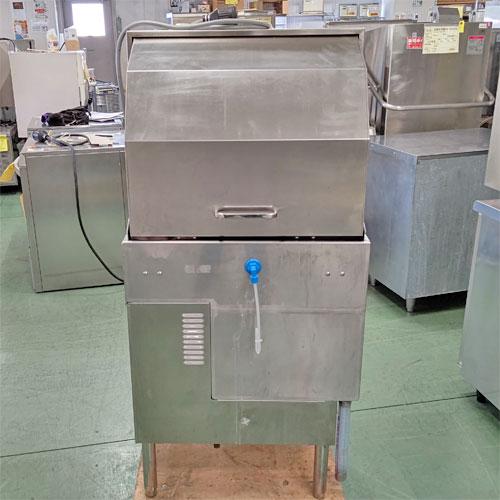 【中古】食器洗浄機 日本洗浄機 SD64EA3 幅600×奥行600×高さ1250 三相200V  【送料別途見積】【業務用】