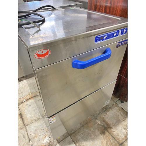 【中古】食器洗浄機アンダー マルゼン MDKLTB8E 幅600×奥行600×高さ800 三相200V  【送料別途見積】【業務用】