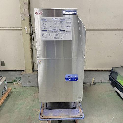 【中古】食器洗浄機 マルゼン MDRTBR6E 幅600×奥行600×高さ1370 三相200V  【送料別途見積】【業務用】