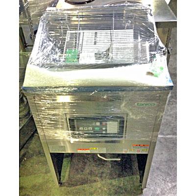 【中古】【業務用】電気フライヤー TEFL-55N 幅550×奥行600×高さ800 三相200V【送料無料】