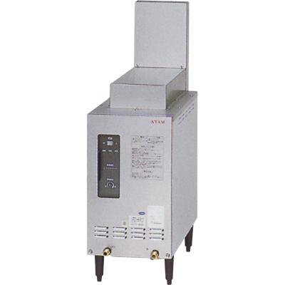 ガスブースター 【マルゼン】 自然排気式ガスブースター 屋内排気用 幅310×奥行520×高さ720(980) [WB-S21B] 【業務用】【新品】