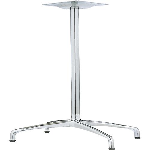 ハヤシ アルミ鋳物テーブル脚 ベースサイズ:A800×B682×C440×高さ700mmまで指定可 品番:CL-AX-800 塗装カラー:11 ポール:42φ/送料別